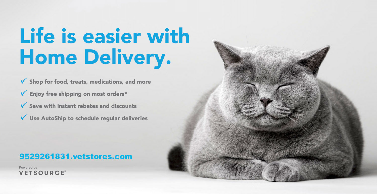 Life is easier with Home delivery. Shop for food, treats, medications, and more.